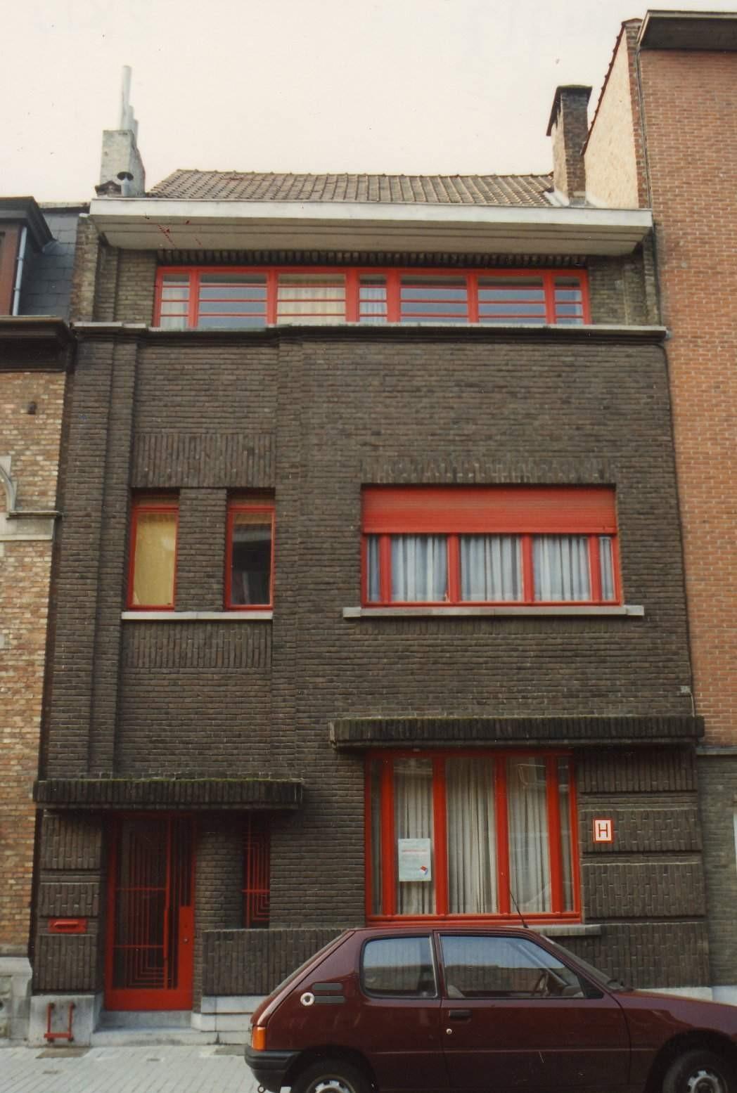 Rue Charles De Groux 110., 1994