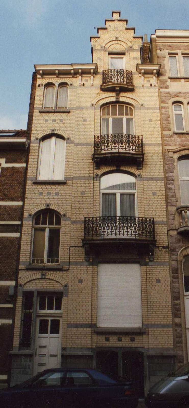 Rue Charles Legrelle 50., 1994