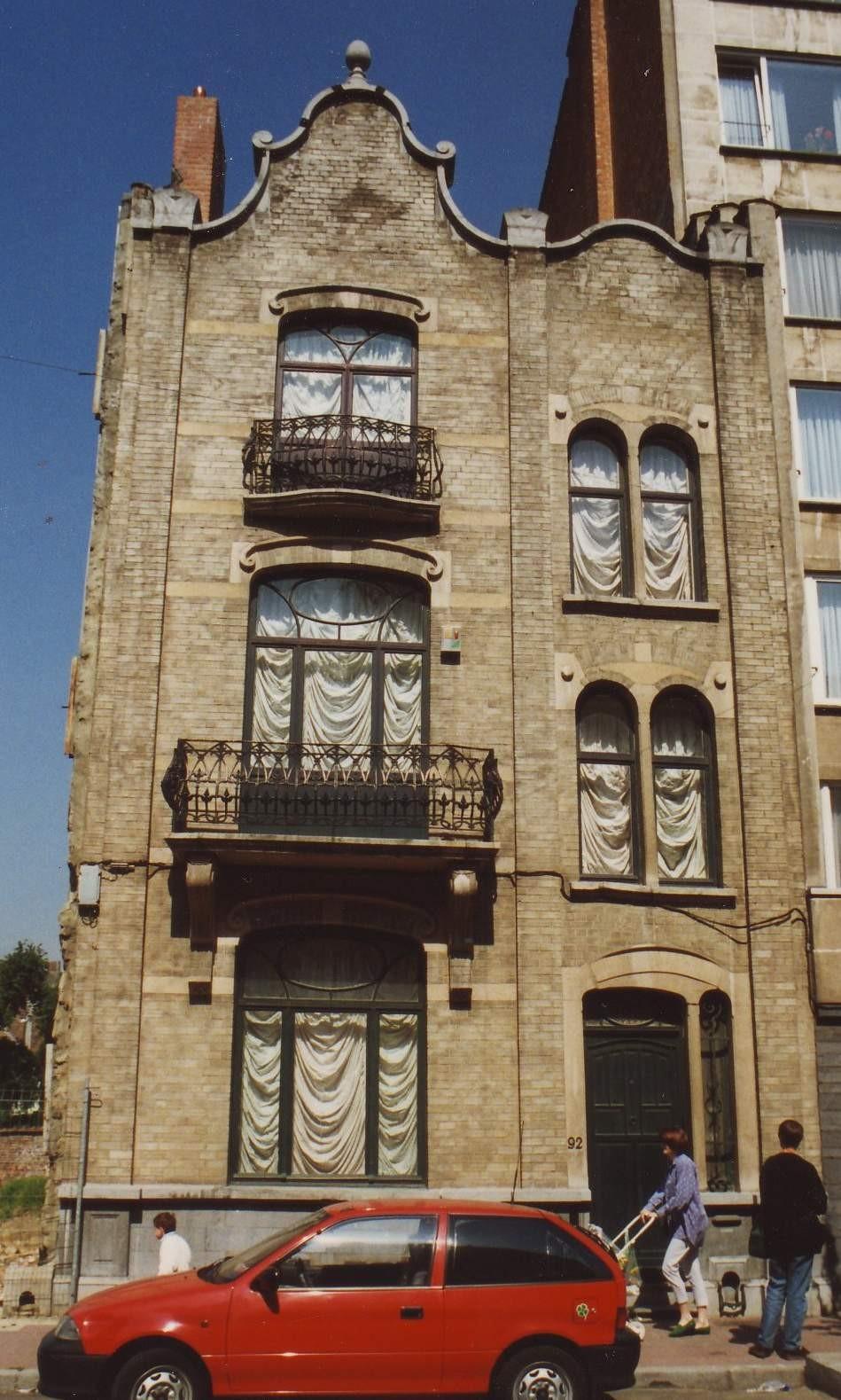 Avenue de la Chasse 92., 1994