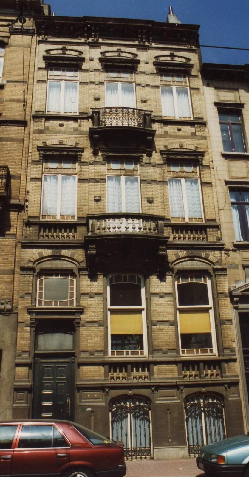 Avenue de la Chasse 156., 1994