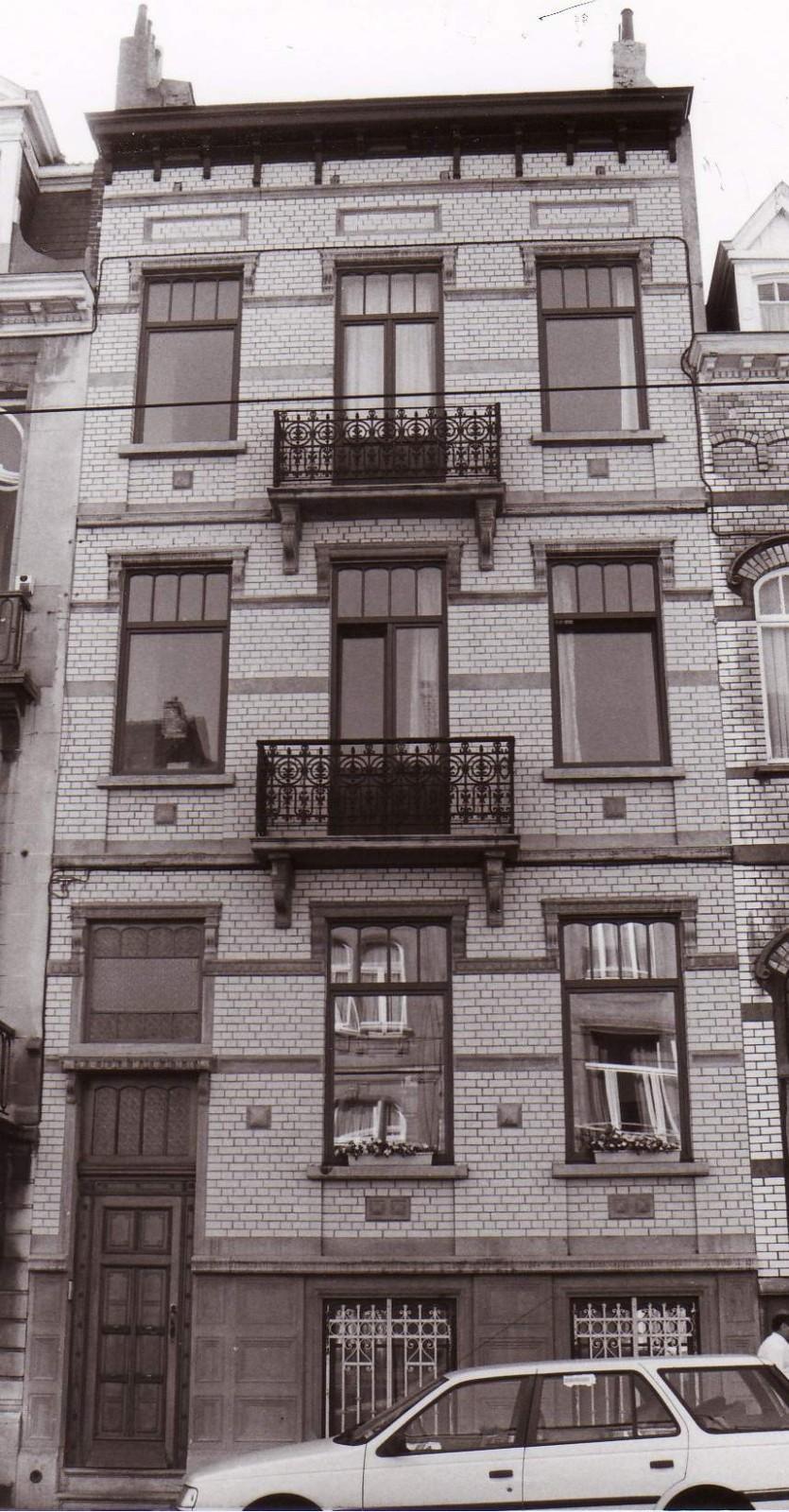 Avenue de la Chasse 167., 1994