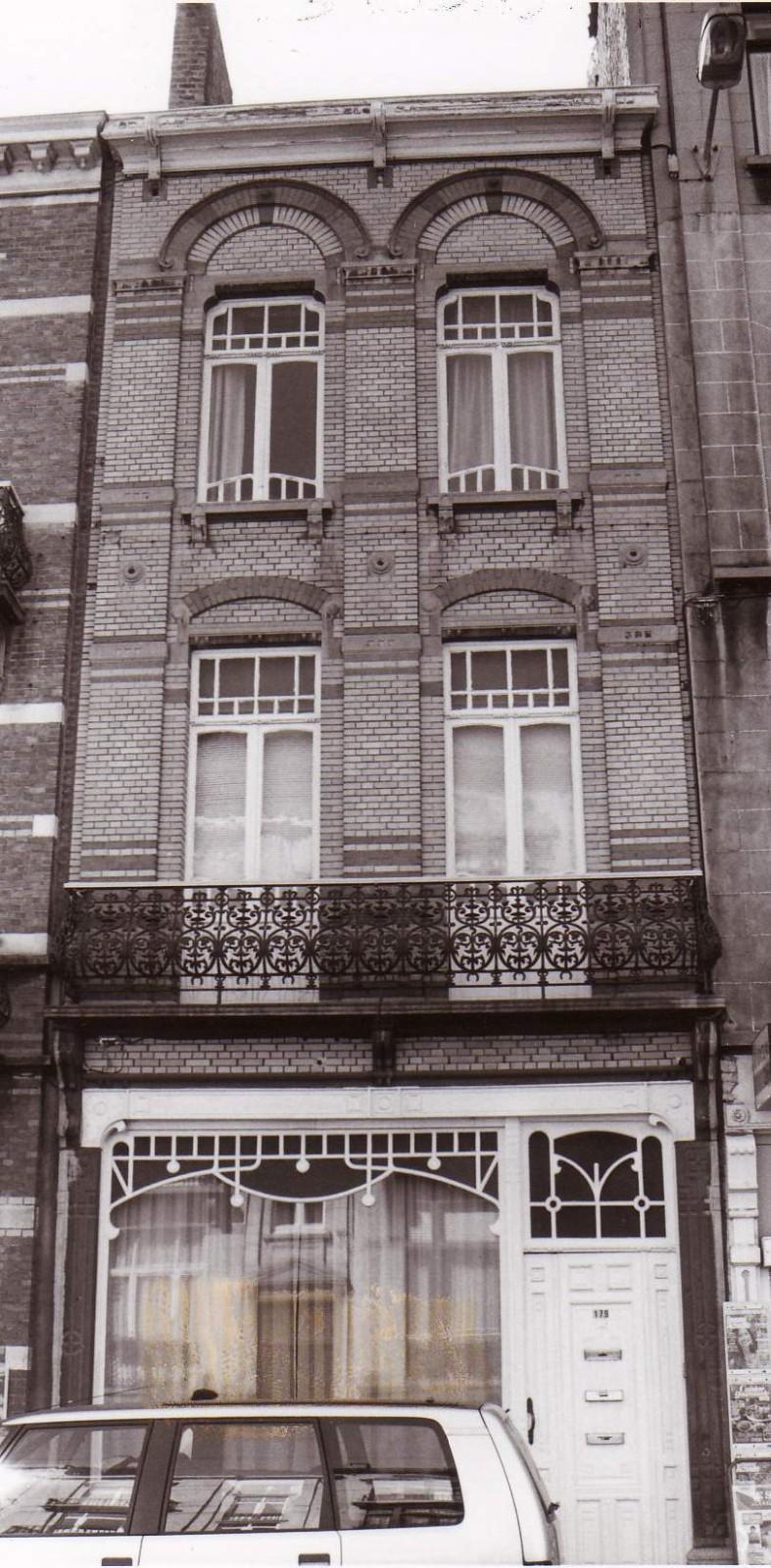 Avenue de la Chasse 179., 1994