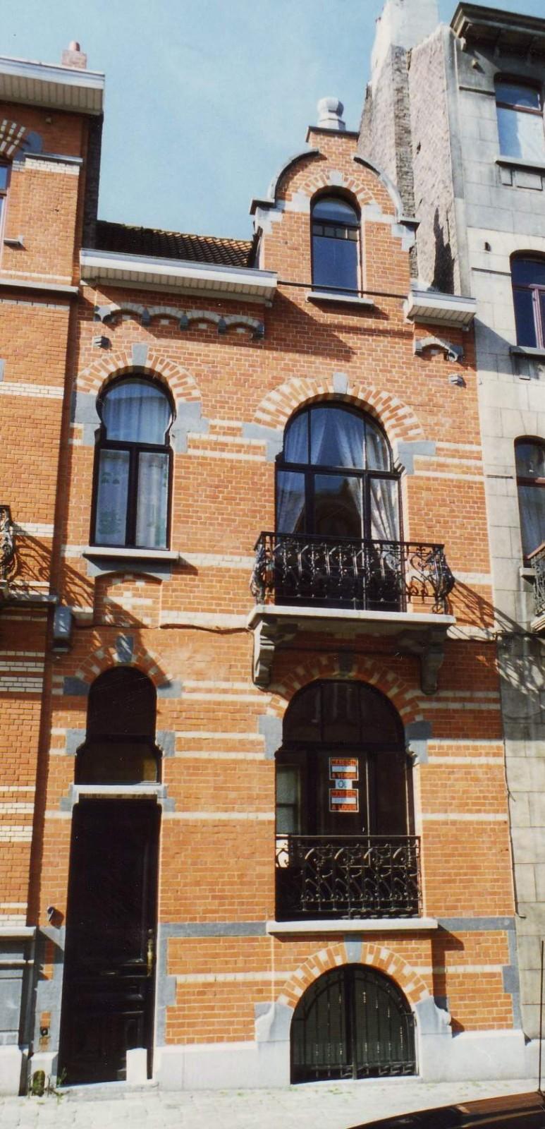 Rue des Coquelicots 9., 1993