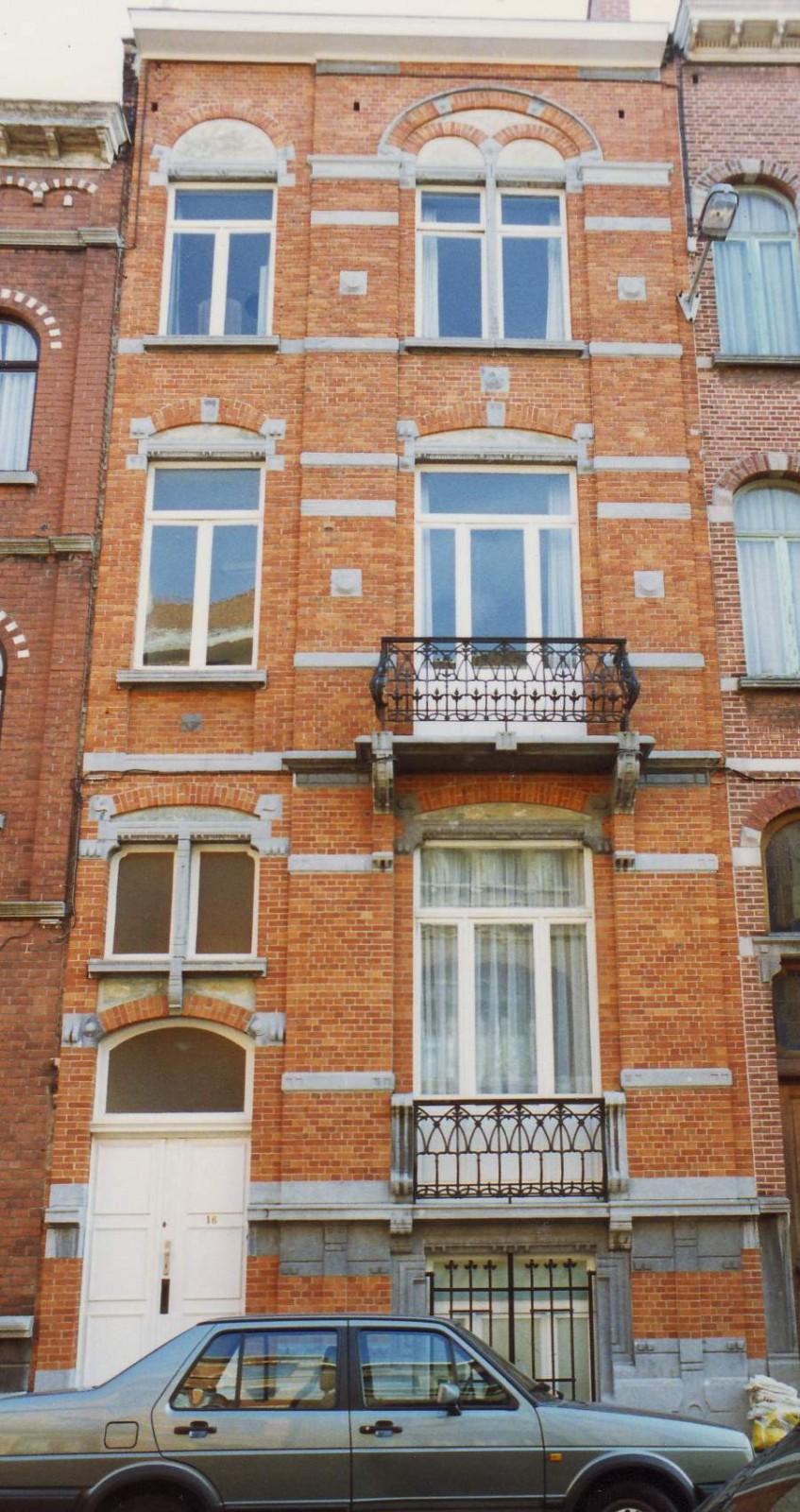 Rue des Coquelicots 16, \