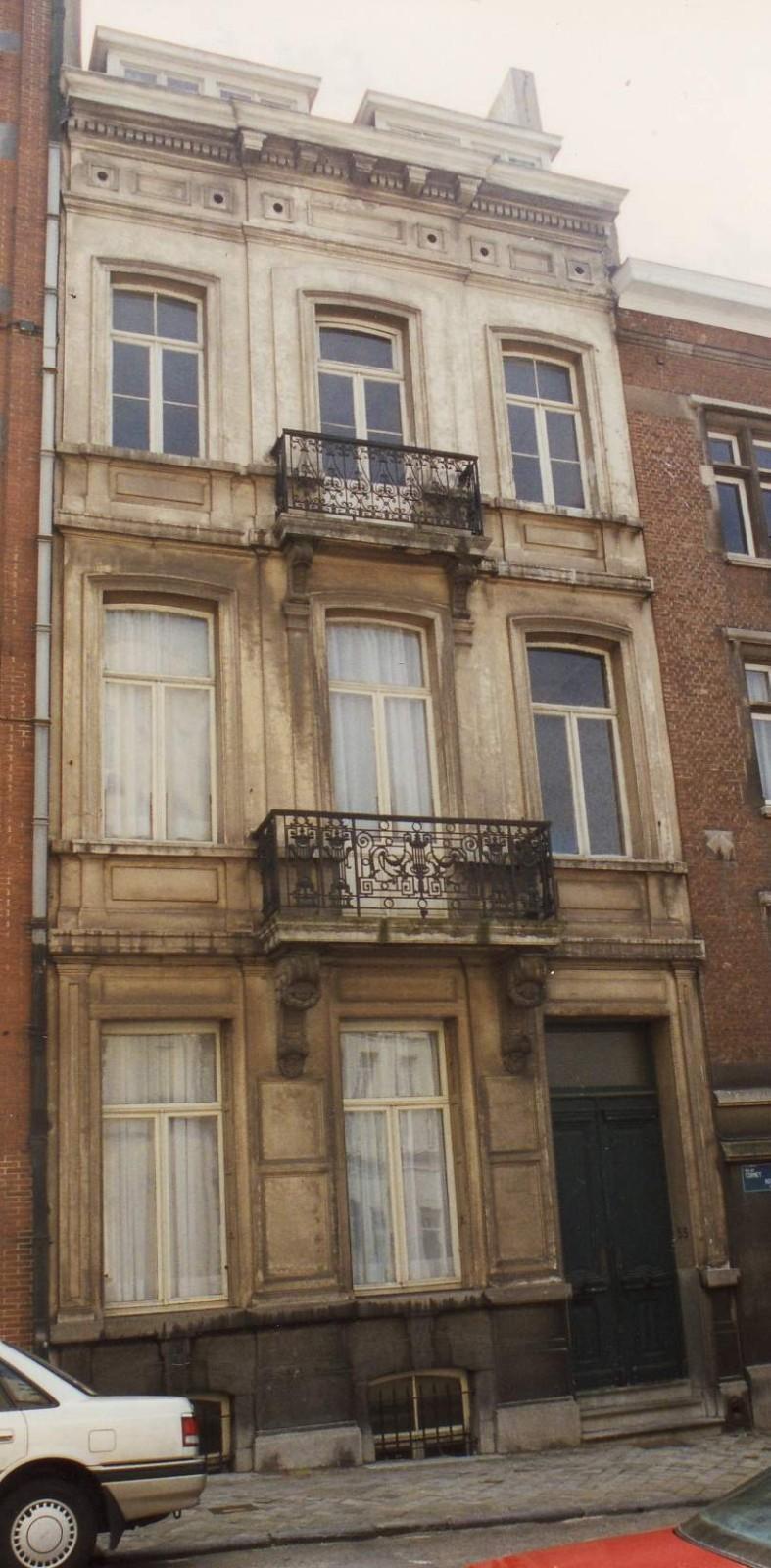 Rue du Cornet 53., 1994