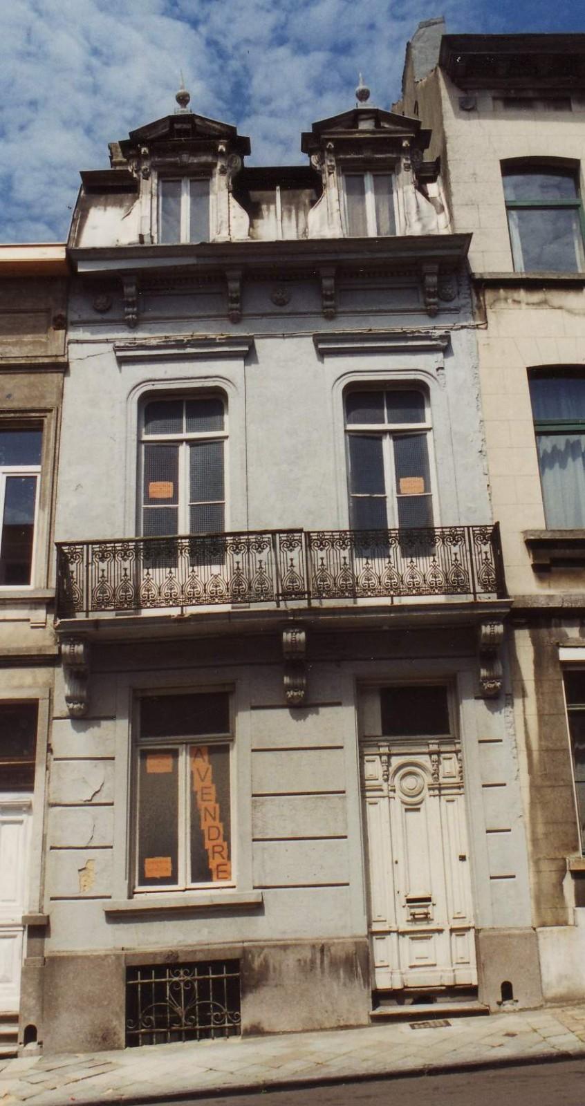 Rue du Cornet 80., 1994