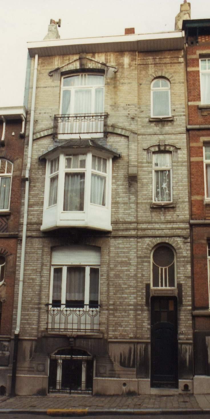 Rue de Gerlache 13., 1994