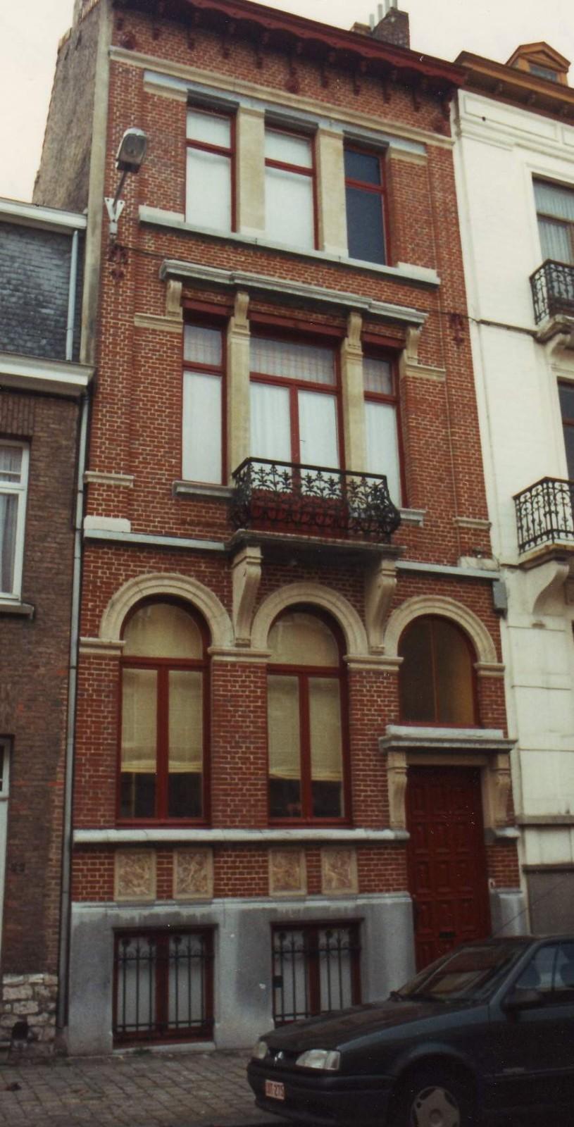 Rue de Gerlache 24., 1994