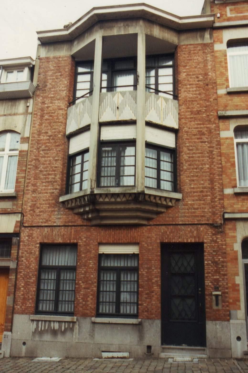de Gerlachestraat 25., 1994