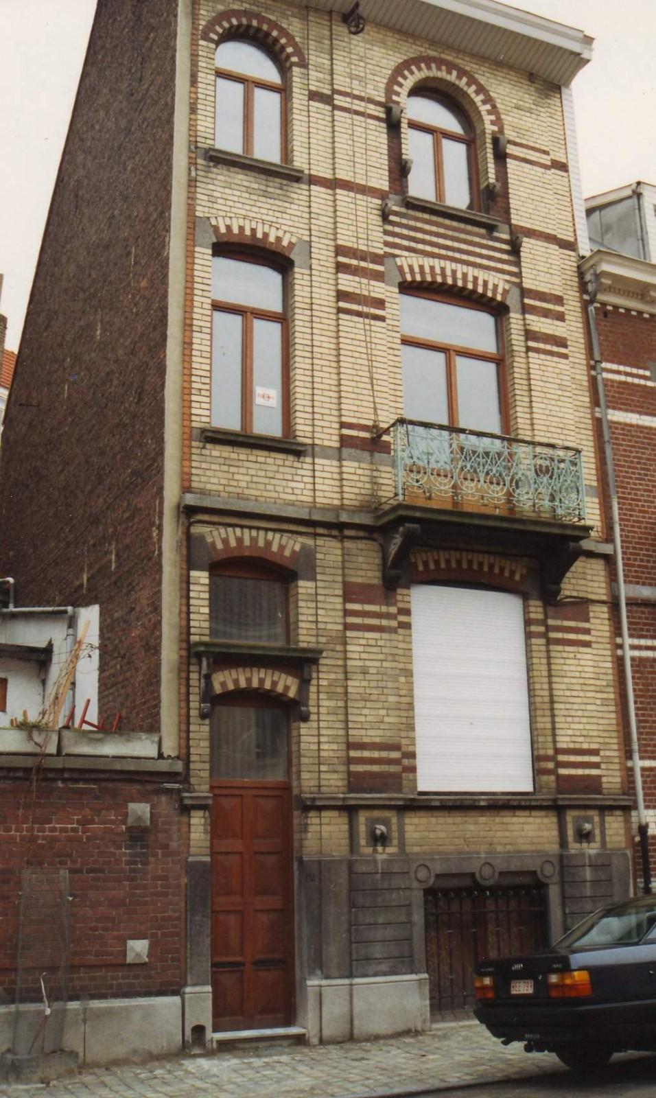 Rue de Haerne 12., 1993
