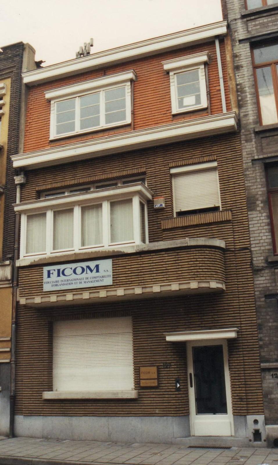 Rue de Haerne 127., 1993