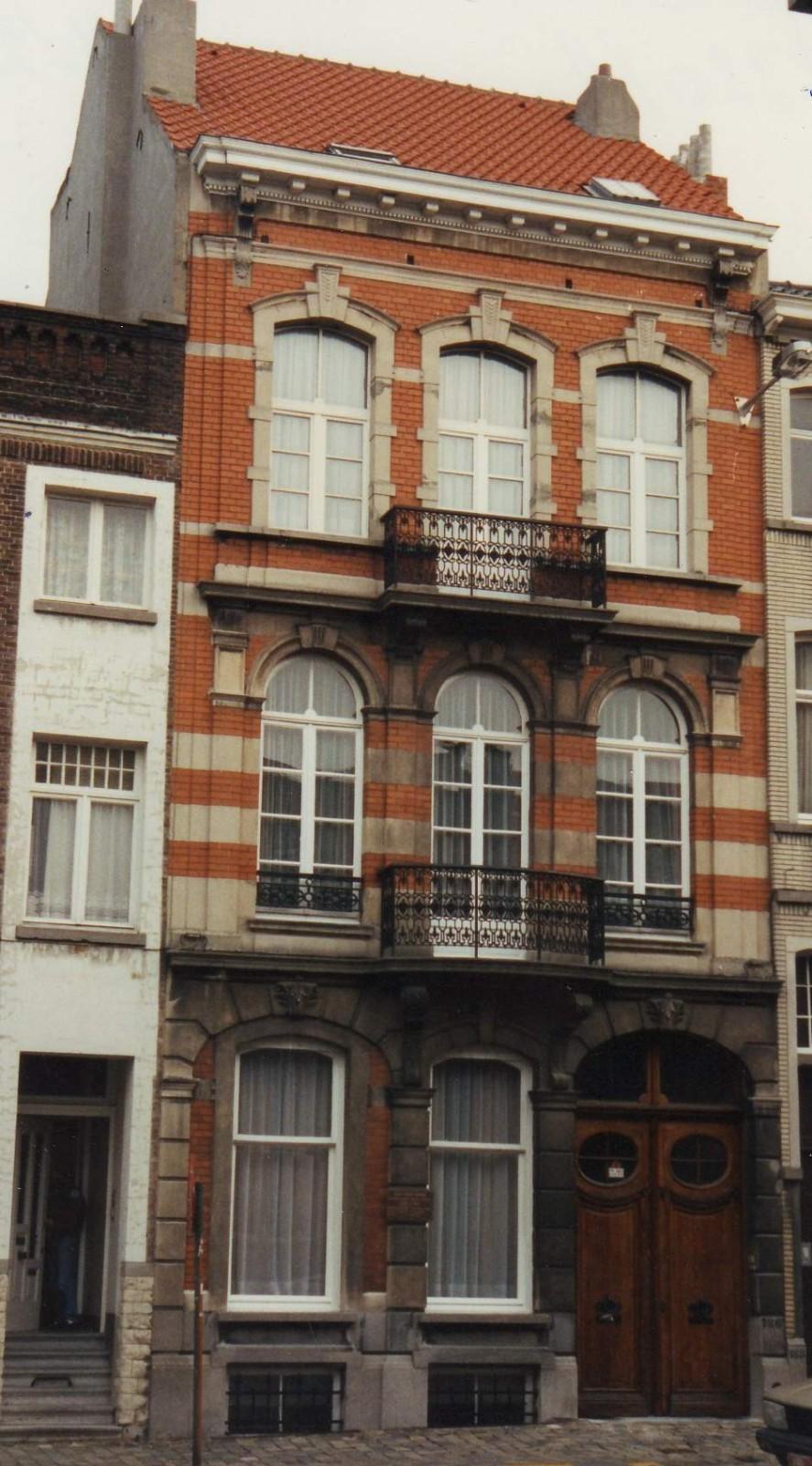 de Haernestraat 186., 1993