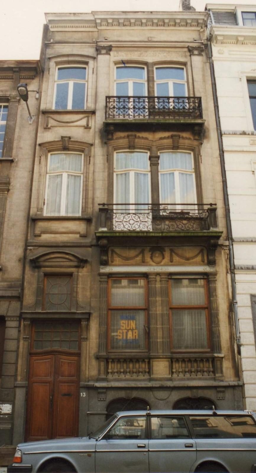 Rue Demot 13., 1994