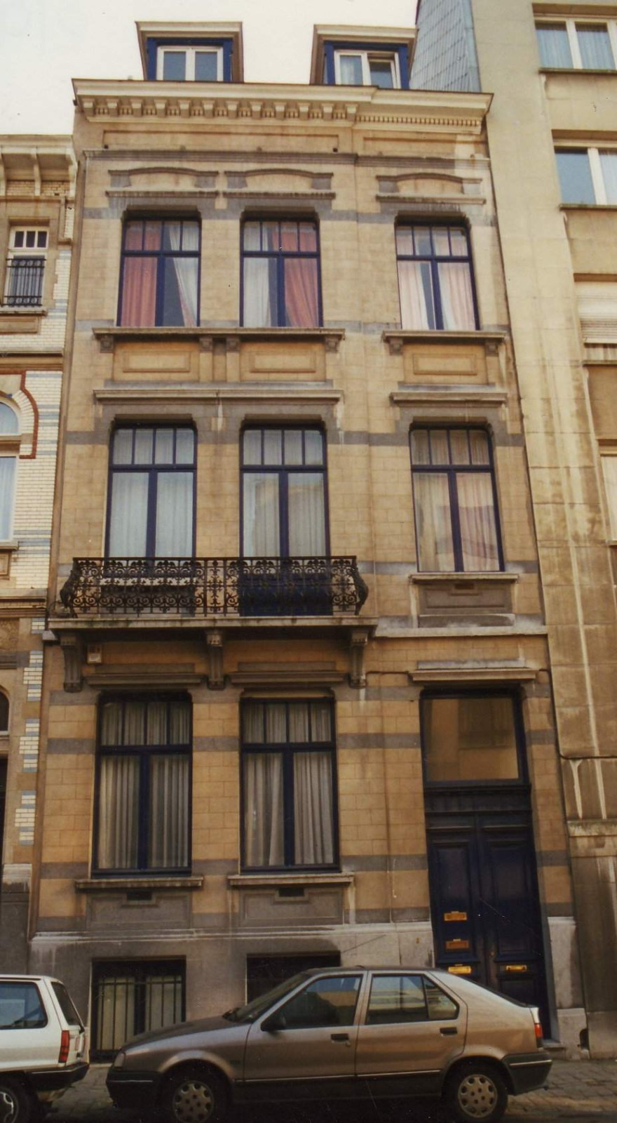Rue d'Oultremont 3., 1994