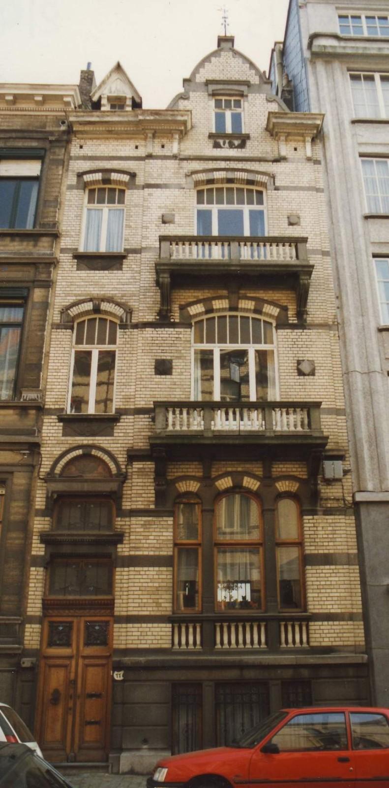 Rue d'Oultremont 11., 1994