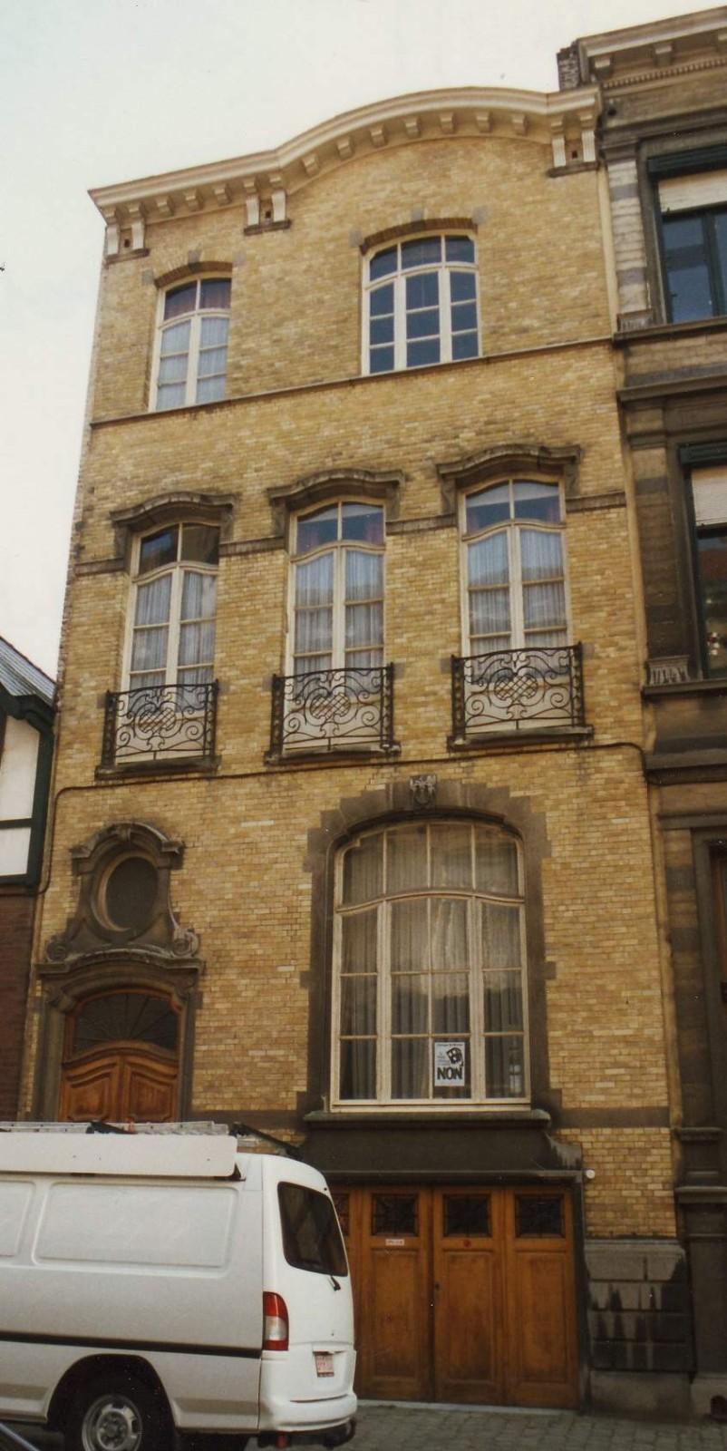 Rue d'Oultremont 15., 1994