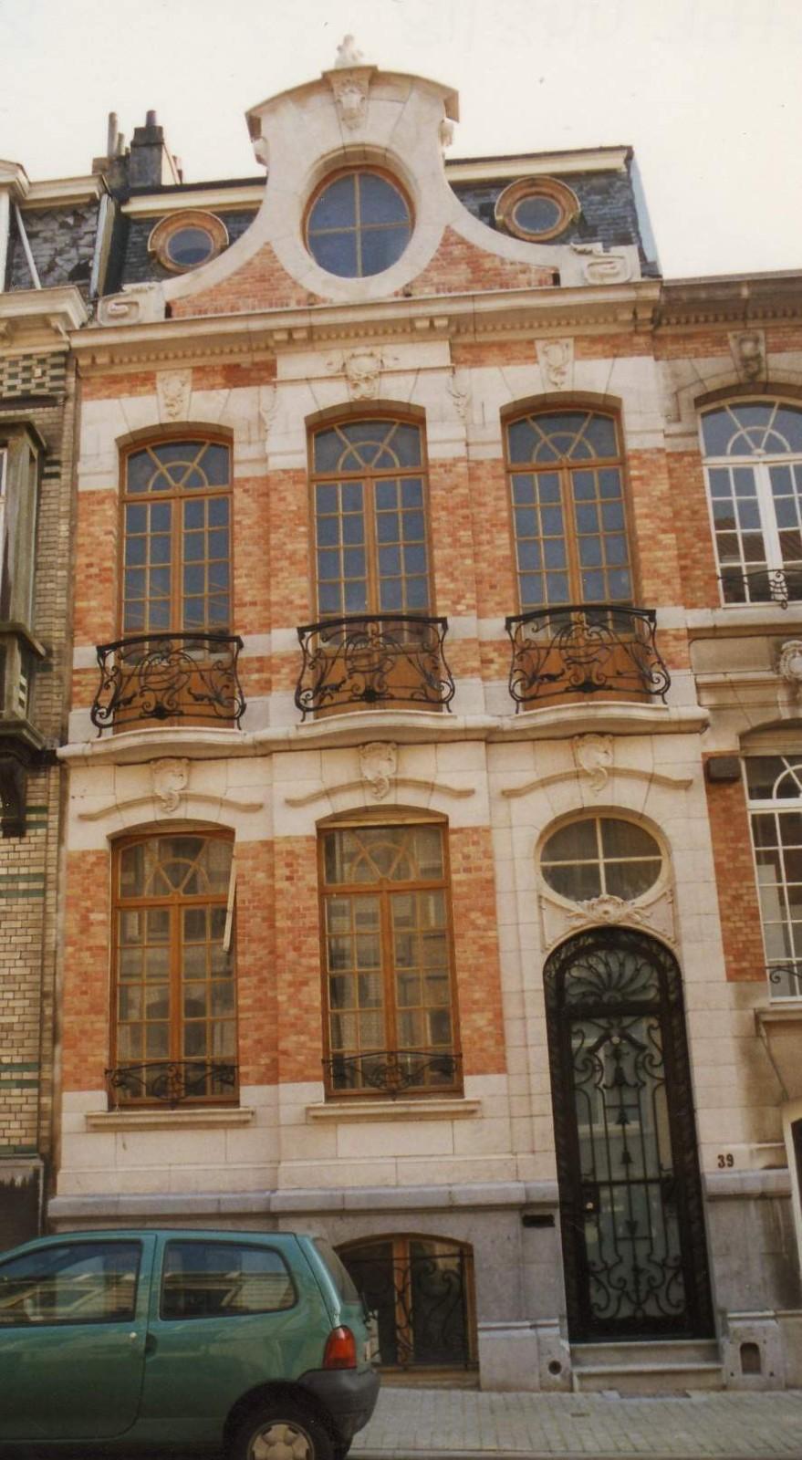 Rue d'Oultremont 39., 1994