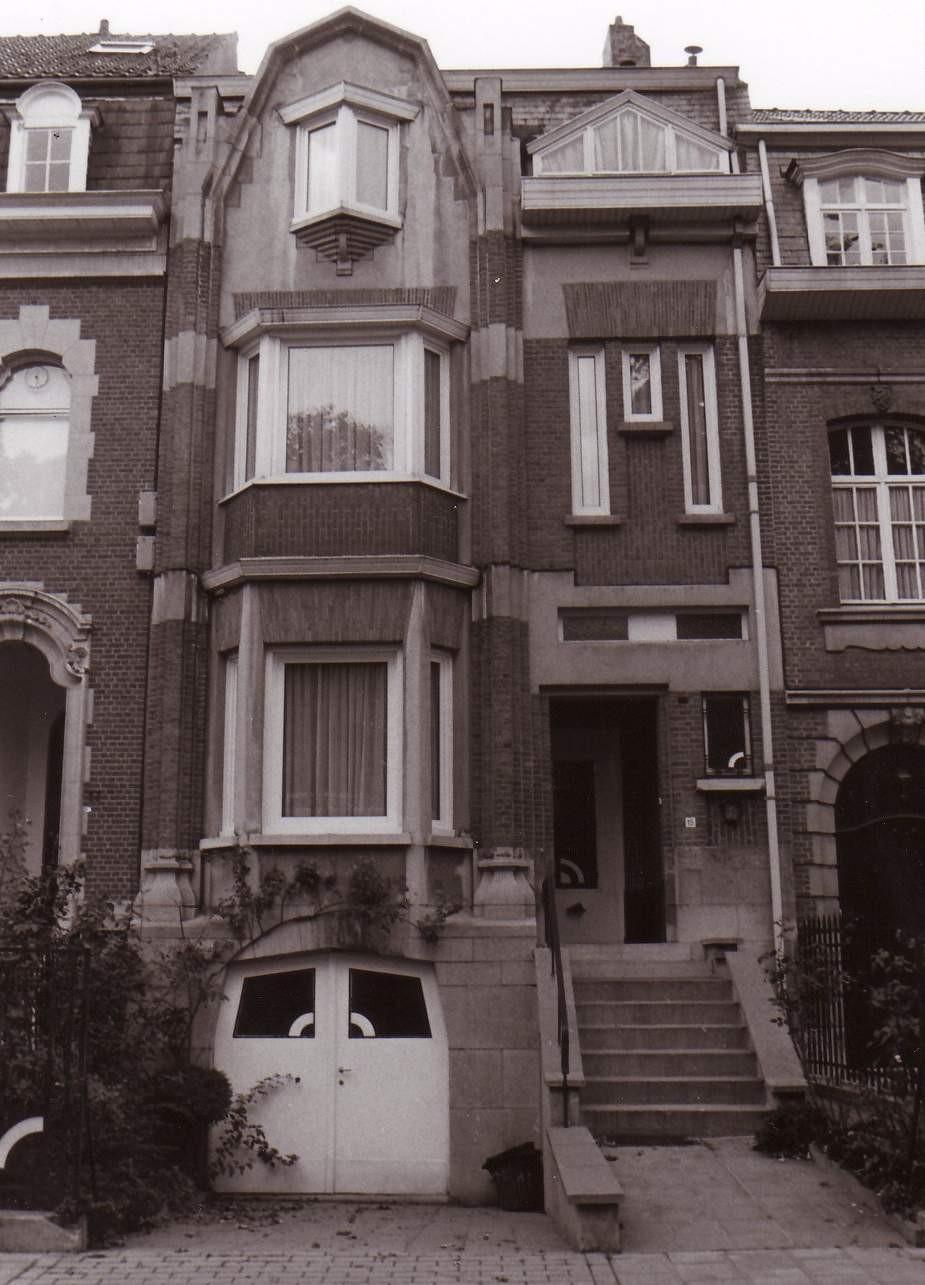 Avenue Edmond Mesens 15., 1993