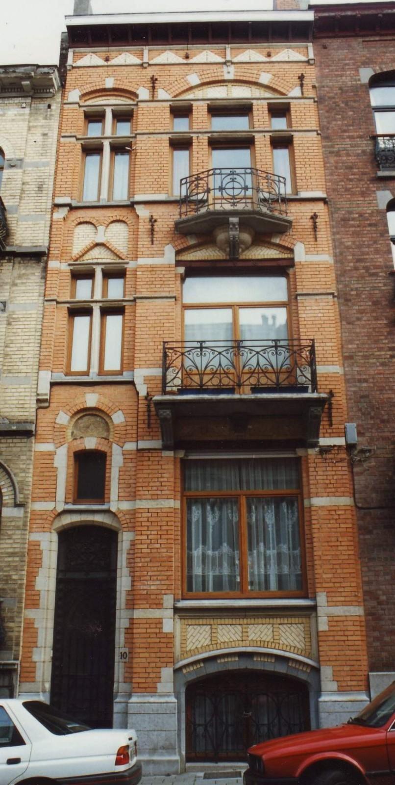 Rue des Erables 10., 1994