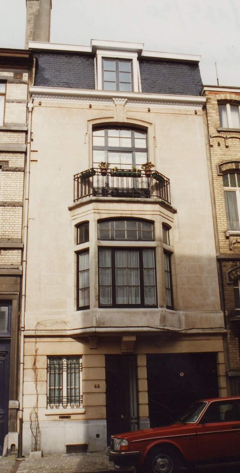 Rue Fétis 44., 1994