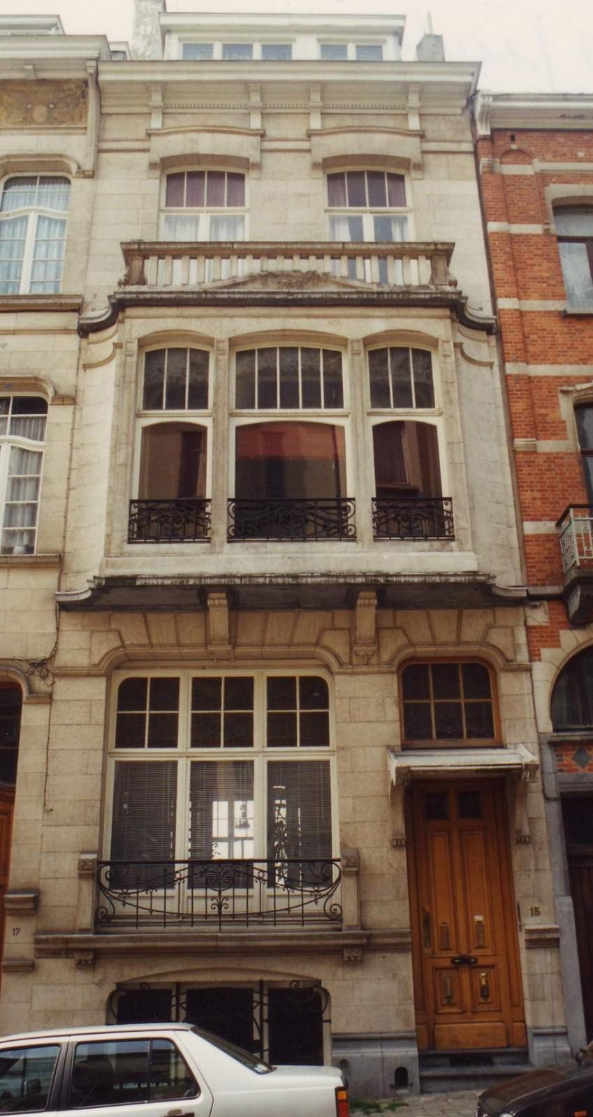 Rue des Francs 15., 1994