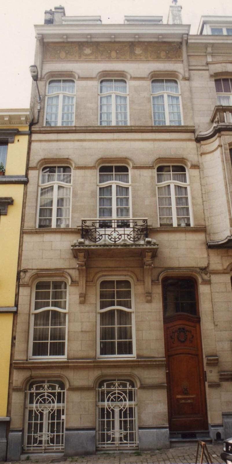 Frankenstraat 17., 1994