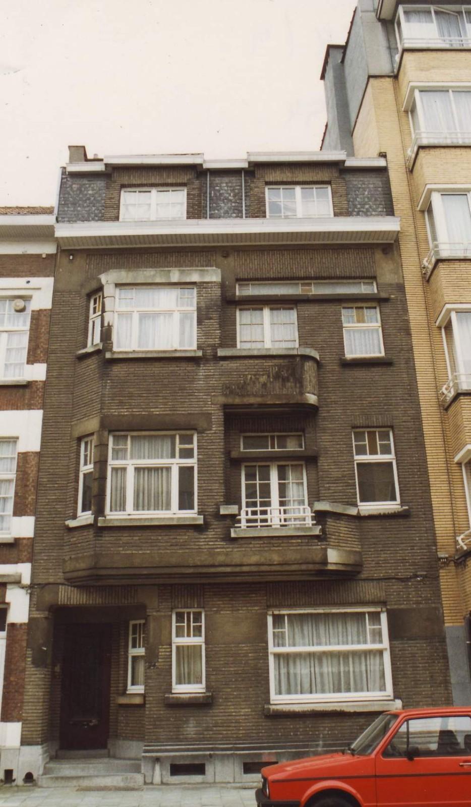 Avenue du Front 24., 1994