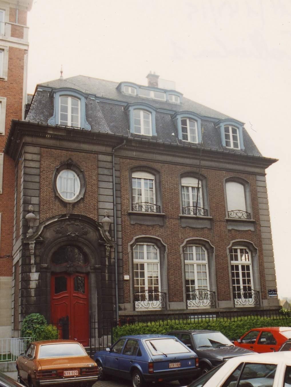 Avenue des Gaulois 1., 1994