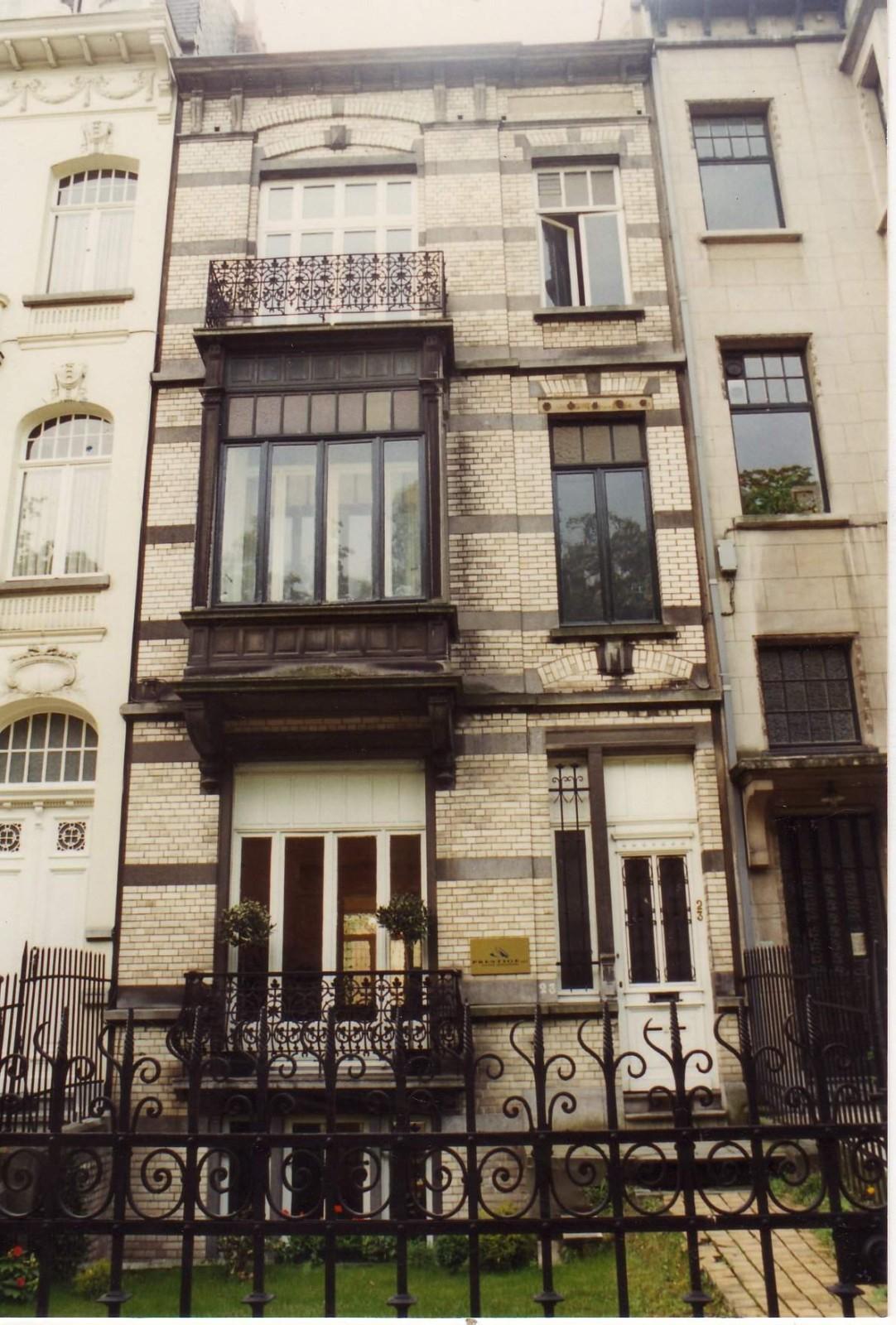 Avenue des Gaulois 23., 1994