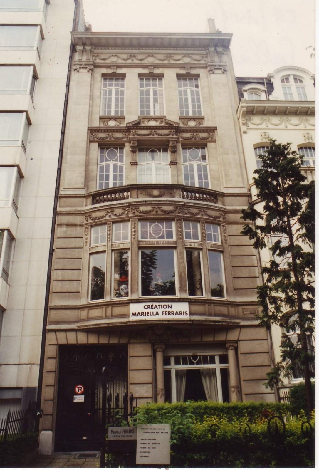 Avenue des Gaulois 25., 1994