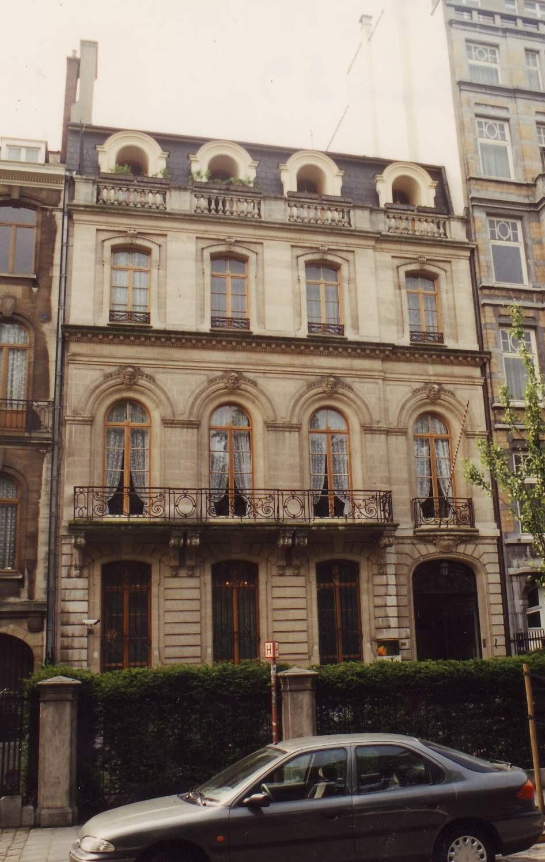 Avenue des Gaulois 29., 1994