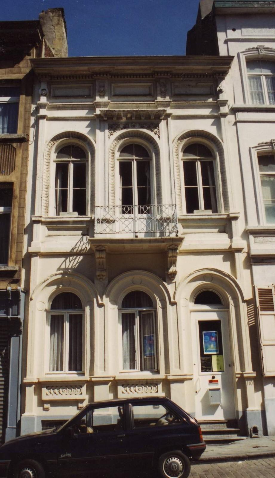 Rue Général Leman 110., 1994