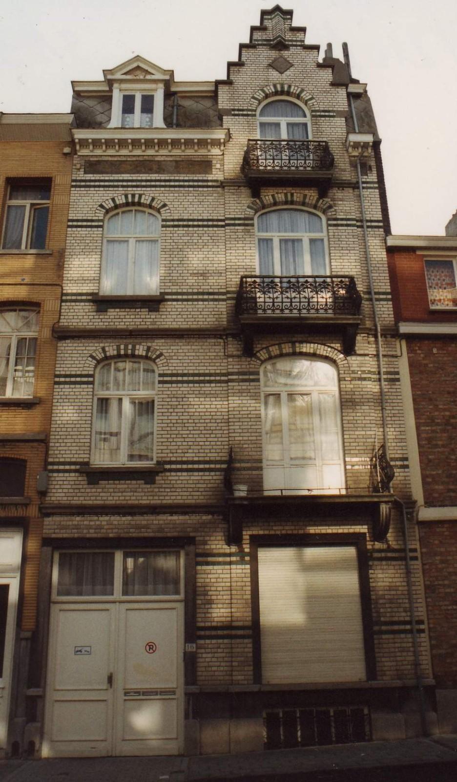 Rue du Grand Duc 16., 1993