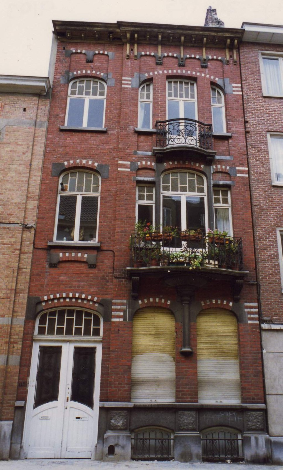 Rue du Grand Duc 63., 1993