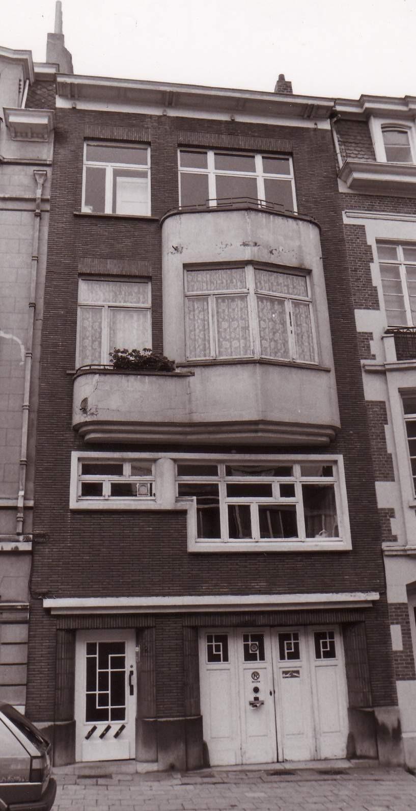 Hansen-Soulielaan 121., 1994