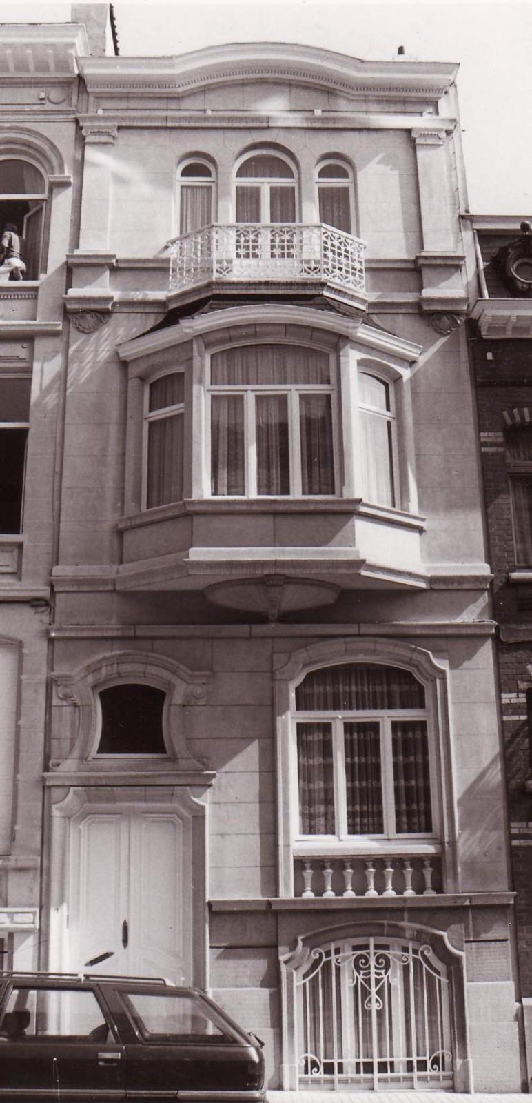 Rue Henri de Braeckeleer 7., 1994