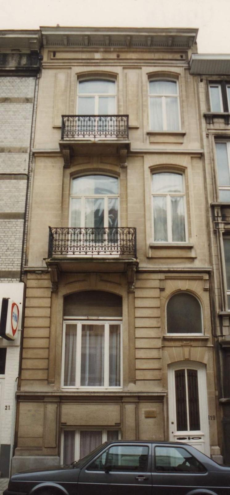 Henri de Braeckeleerstraat 19., 1994