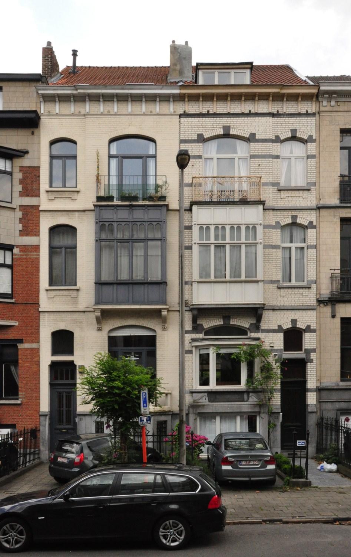 Avenue Henri Dietrich 21 et 23, 2011