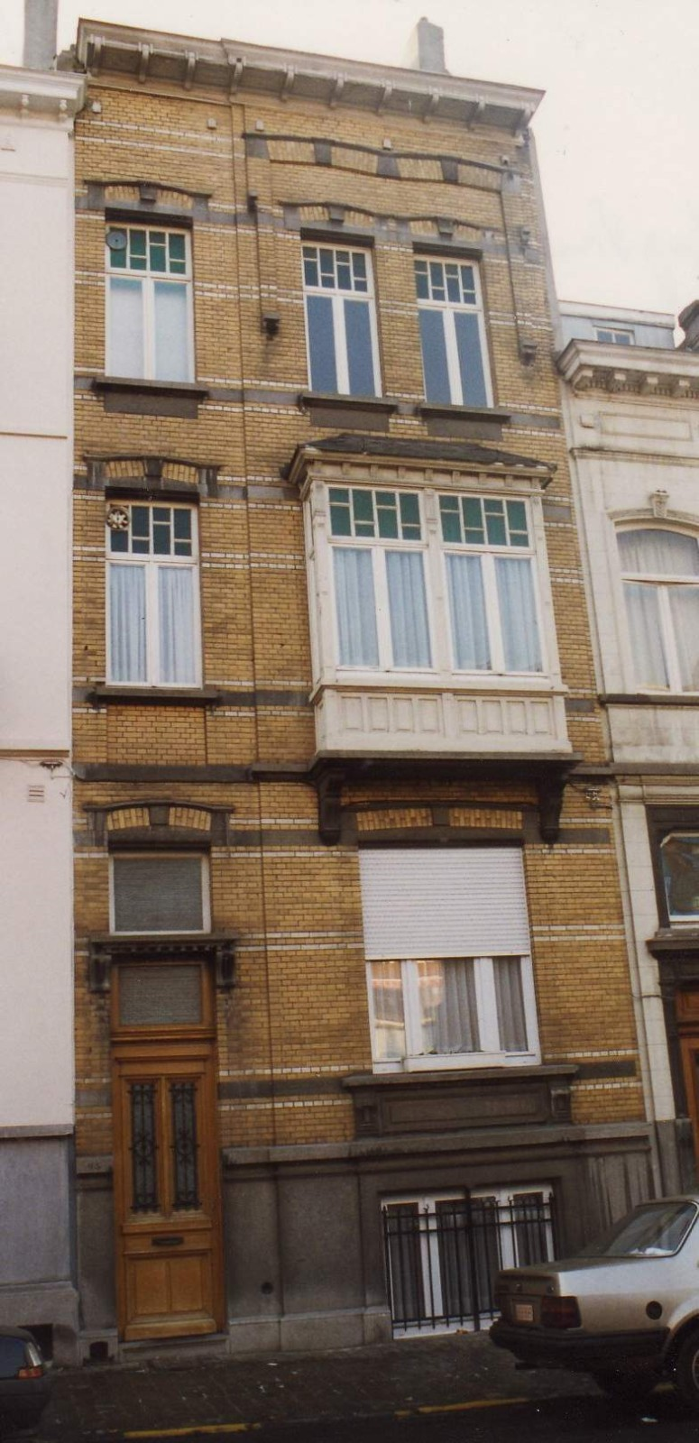Rue Louis Hap 95., 1993