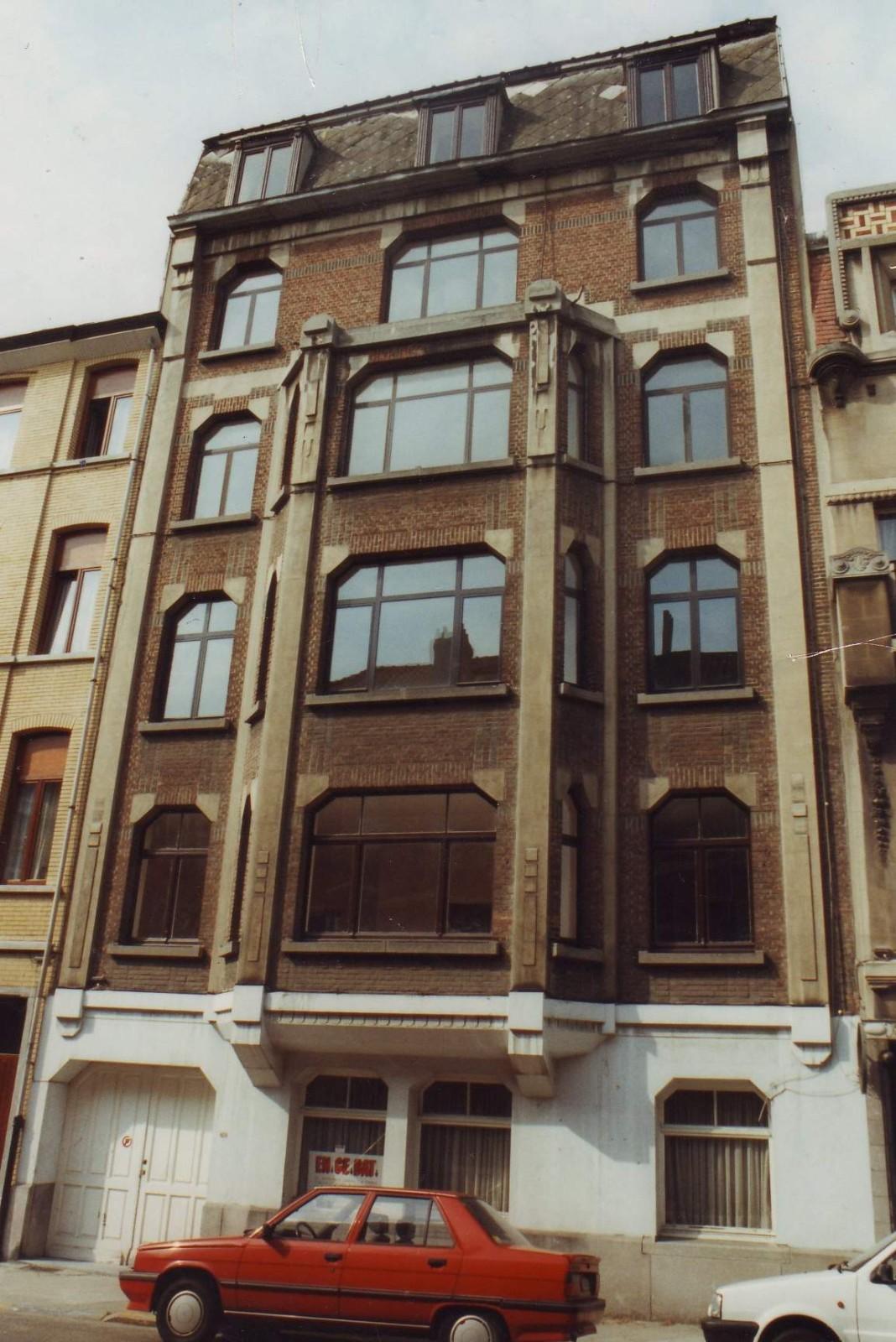Rue Louis Hap 128., 1993
