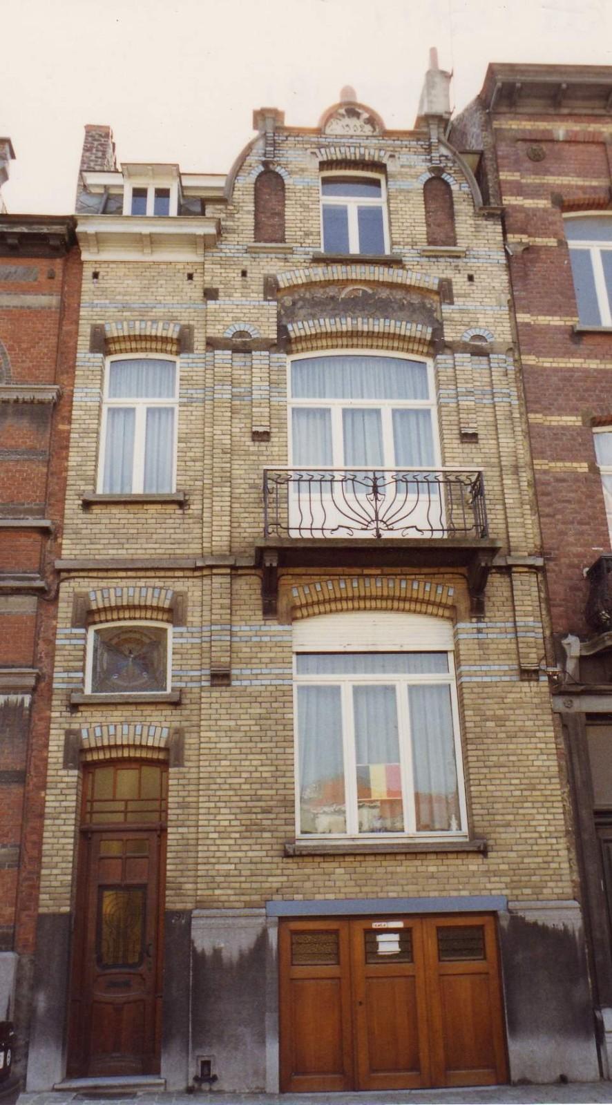 Louis Hapstraat 191., 1993