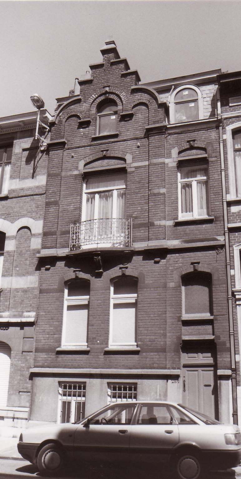 Louis Hapstraat 218., 1993