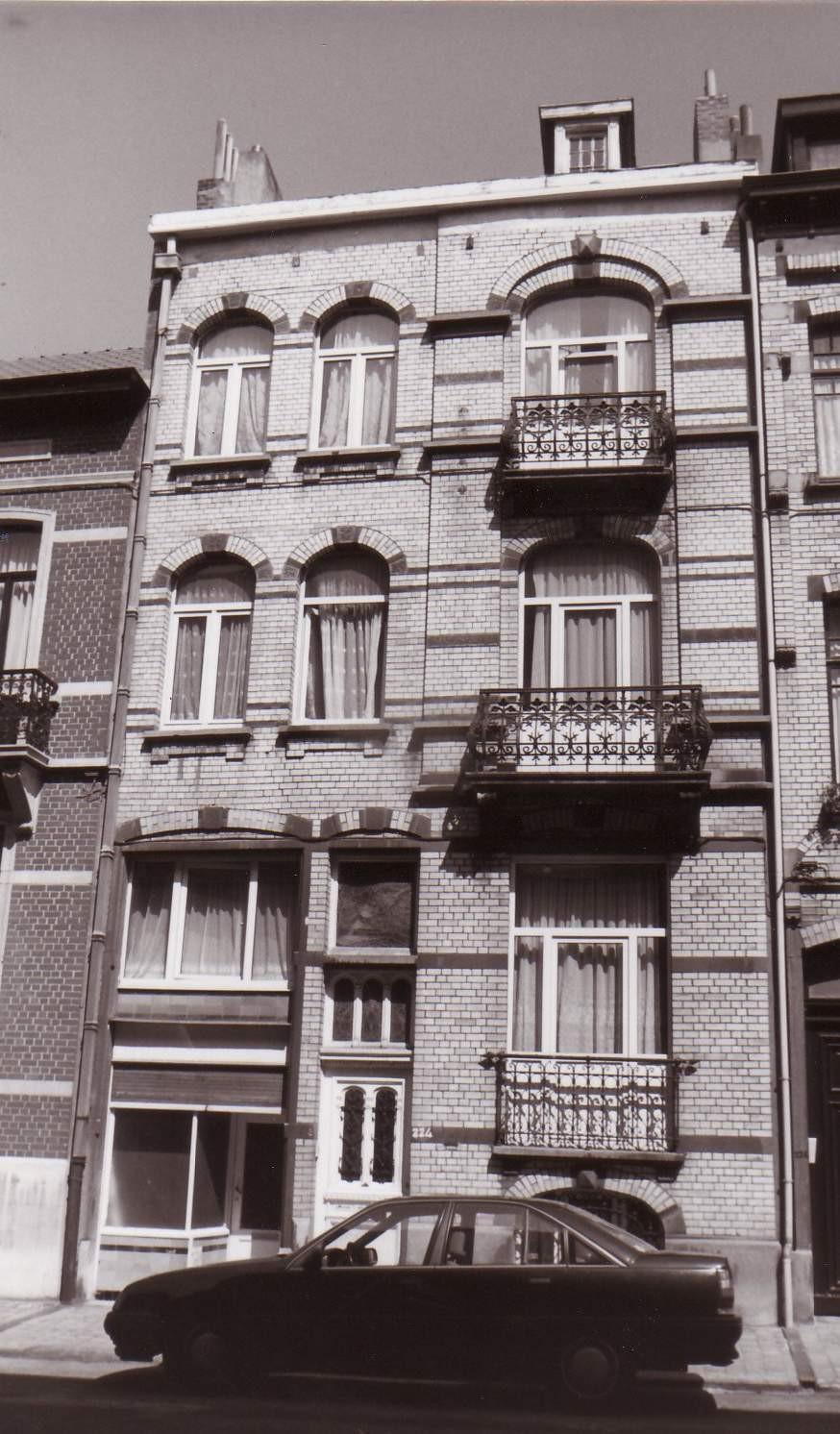 Rue Louis Hap 224., 1993