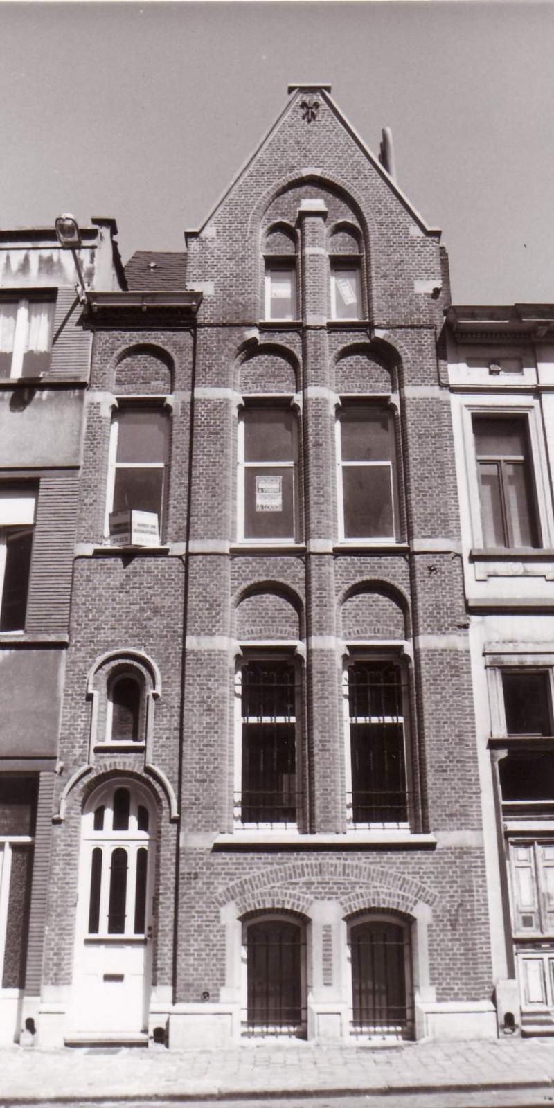 Rue Louis Hap 232., 1993