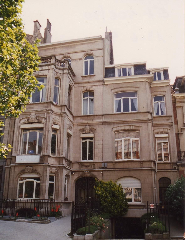 Boulevard Louis Schmidt 99 et 101., 1994
