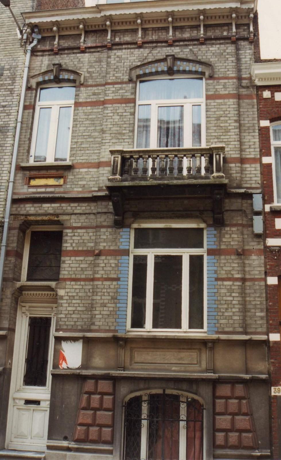Rue des Moissonneurs 41., 1994