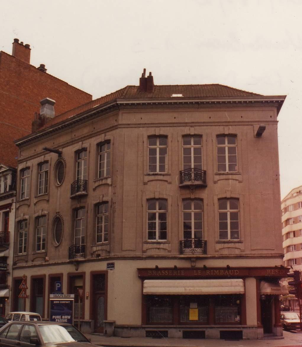 Nerviërslaan 1-3 en Oudergemlaan 50., 1994