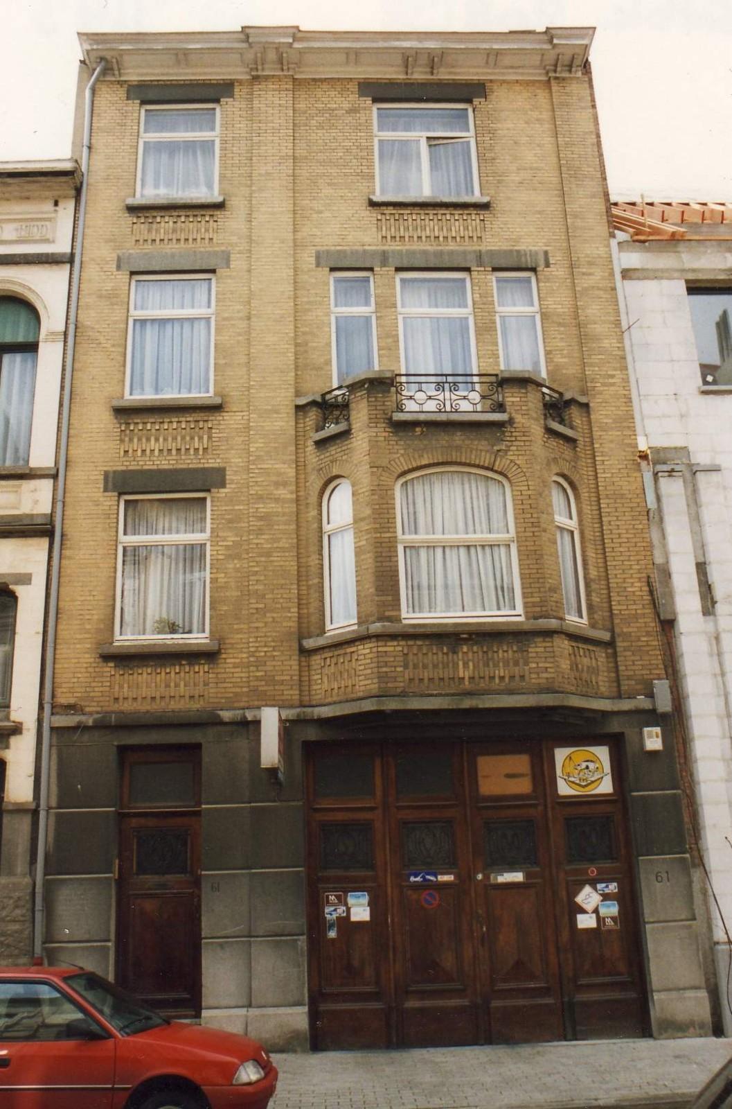 Rue de l\'Orient 61., 1993