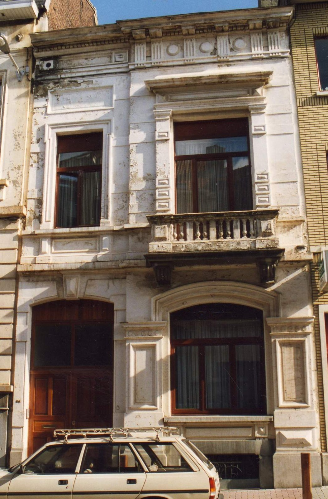 Rue de l\'Orient 66., 1993
