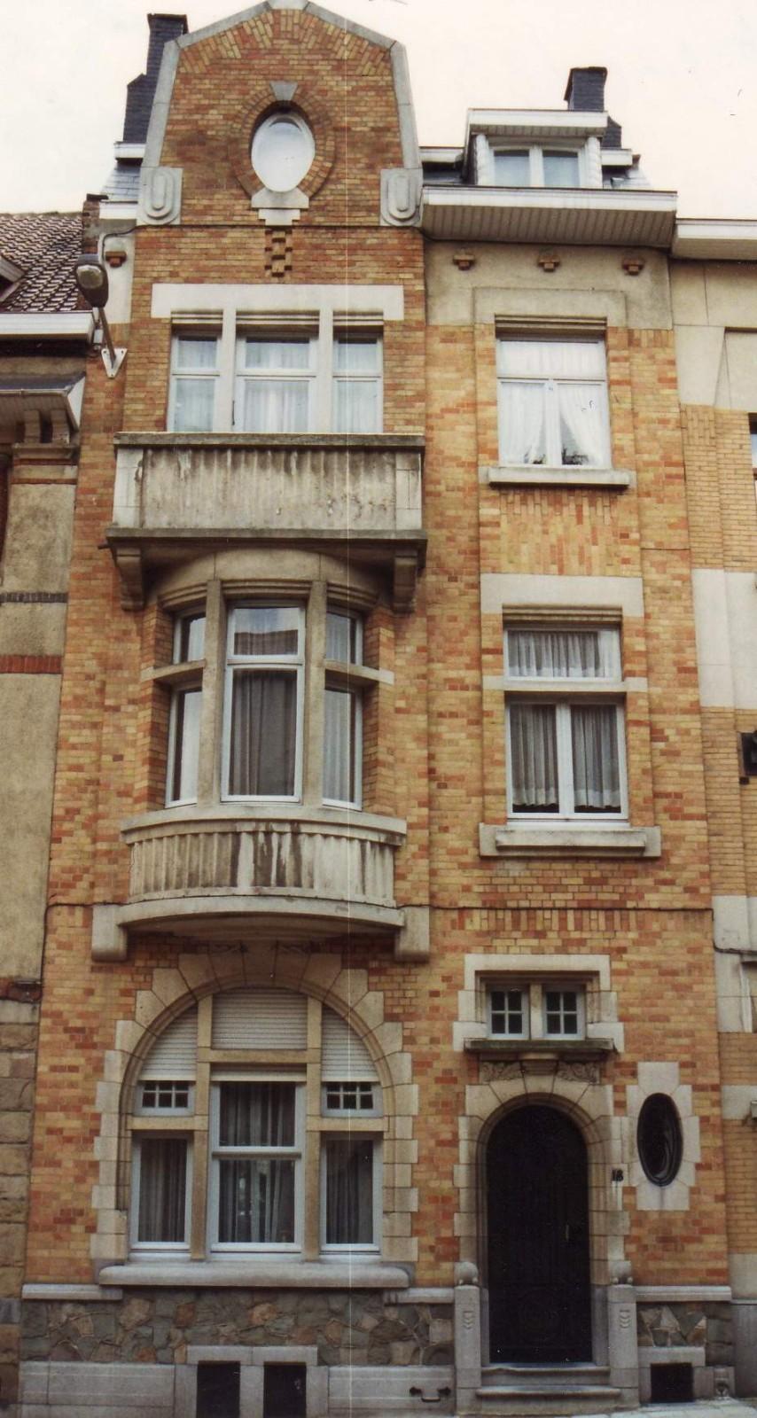 Rue Paul Segers 18., 1994
